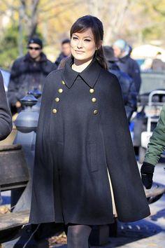 Olivia Wilde coat