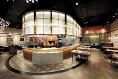 The Place Italian restaurant by CJ Foodville, Hanam – South Korea » Retail Design Blog