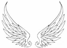 Wings tattoo's, & tattoo design ideas for ins Alas Tattoo, Make Tattoo, I Tattoo, Tattoo Wings, Wings Sketch, Wings Drawing, Foot Tattoos For Women, Small Tattoos, Tattoo Bauch