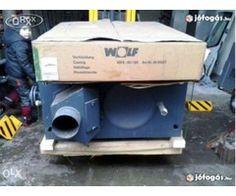 Wolf MKS 100 gáz és olajtüzelésű kazán + MSU-100/burkolat/ Vértesszőlős - Orxx Ingyenes Apróhirdetés
