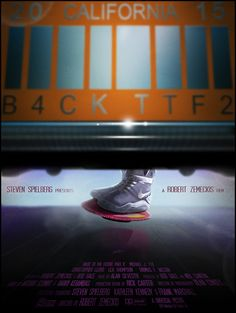 Cool BACK TO THE FUTURE Trilogy Posters by Andy Fairhurst