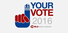 What's on WORLD? in July - September | #YourVote2016