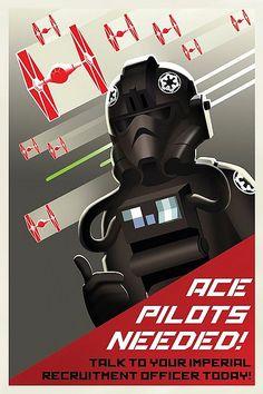 Star Wars Rebels Imperial Propaganda Poster 3
