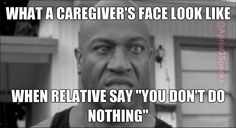 Always working hard but family doesn't know Daily Dose of Funny from Home Instead Central Arkansas Nurse Quotes, Funny Quotes, Dementia Quotes, Caregiver Quotes, Cna Nurse, All Jokes, Nursing Assistant, Elderly Care, Working Hard