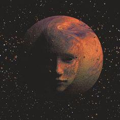 Shoot The Moon, Psy Art, Geometric Graphic, Retro Waves, Galaxy Art, Moon Art, Psychedelic Art, Stars And Moon, Trippy