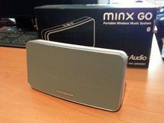 Exklusiv: Cambridge Audio Minx Go Portable Wireless Music System - Das Kleine für unterwegs...