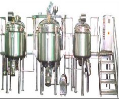 The Ointment Manufacturing Plants are ultimate tools for the pharmaceutical & cosmetic industries for the production of Ointment, Cream, Lotions, Tooth Paste & other emulsions.