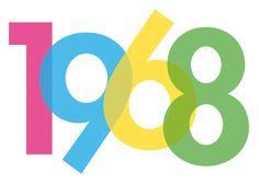 Einladungskarte zum 50. Geburtstag: 1968 ............ **So funktioniert die Bestellung:** Lege einfach die gewünschte Karte in den Warenkorb. Im Warenkorb gibt es ein Mitteilungsfeld.... Company Logo, Etsy, Logos, Birthday, Party, Simple, Invitation Text, Card Templates, Birthdays
