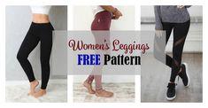 Tight Leggings FREE Pattern