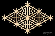 Benten asa-no-ha pattern Japanese Woodworking Tools, Japanese Tea House, Android Phone Wallpaper, Japanese Furniture, Flower Window, Laser Cut Patterns, Hexagon Pattern, Japanese Design, Diy Home Crafts
