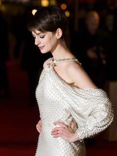 'Les Miserables' World Premiere: Anne Hathaway