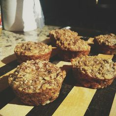 Baked Oatmeal Bites