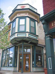 Main street Libertyville