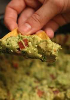 New York's best guacamole.