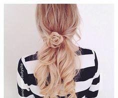 Dziewczęce fryzury z długich włosów - świeżo i z polotem! - Strona 11