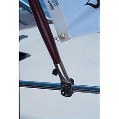 Taylor Made Rail-Mount Flag Pole Socket-75548 - Gander Mountain