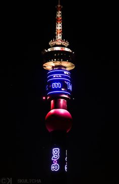 Hillbrow tower - 2