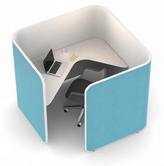 PodWork Workstation | Office Furniture | Martela