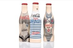 This is just cool on so many different levels... Are we calling it Coca Cola Light now?