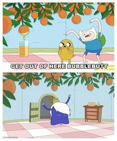 Poor Ice King. Lol - Adventure Time