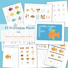 Ff printable pack