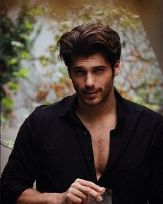 how old is can yaman Turkish Men, Turkish Actors, Hot Actors, Actors & Actresses, Awesome Beards, Beard No Mustache, Slimming World Recipes, Hair And Beard Styles, Haircuts For Men
