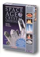 """Space Age Crystals: 6 Crystals """"Quartz & Amber"""""""