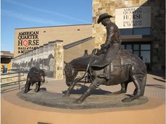American Quarter Horse Hall of Fame in Amarillo