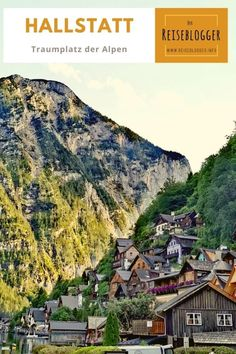 Hallstatt, Hotels, Travel Inspiration, Outdoor, Schmidt, Mountain, Lake Houses, Small Places, Road Trip Destinations