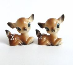 Hey, I found this really awesome Etsy listing at https://www.etsy.com/au/listing/199172760/2-miniature-deer-figurines-plastic
