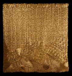 Olga de Amaral Work - Gold and Silver