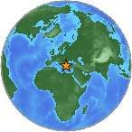 Magnitude 4.0 - NEAR THE COAST OF WESTERN TURKEY»  USGS Earthquake Hazards Program, responsible for monitoring, reporting, and researching earthquakes and earthquake hazards
