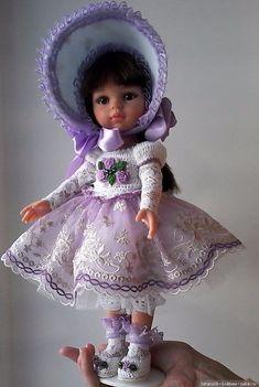 """Комплект """"Лаванда""""-2 для кукол Paola Reina / Одежда для кукол / Шопик. Продать купить куклу / Бэйбики. Куклы фото. Одежда для кукол"""