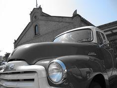 Encontro de carros antigos - Vila Mariana - Cinemateca - Março de 2013