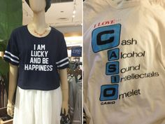 Funnyenglishtranslationstshirtfailasiabrokenengrish - Hilariously translated asian shirts