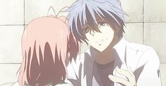 Photo of Clannad Gifs for fans of Clannad.