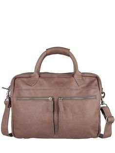 Cromer Leather Laptop Bag Cowboysbag 1526