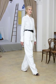 Christophe Lemaire s/s 2013 PFW