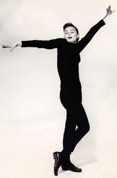 Rare Audrey Hepburn : Photo