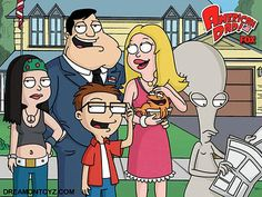 For more American Dad! backgrounds and wallpapers go to: http://cartoongraphics.blogspot.com/search/label/American%20Dad