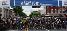 The 73rd Tour of Somerville was held on Memorial Day, Monday, May 30, 2016.