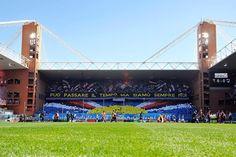 Sampdoria slap med bøde efter slagsange mod Napoli