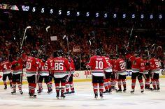 Blackhawks vs. Ducks - 05/27/2015 - Chicago Blackhawks - Photos