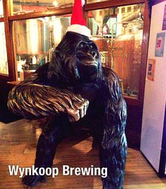 Wynkoop Brewing in downton Denver