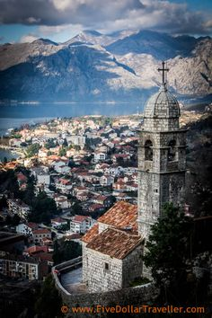 Kotor, Montenegro: Top 5 Non Schengen Countries - great options to visit and chill out in while you are waiting until you can re-enter the schengen zone. But honestly, I recommend adding these countries to your itinerary anyway. Click through for more information
