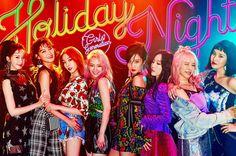 SNSD - Holiday night (10th anniversary)