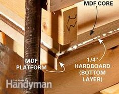 Once you mount your router in a diy router table, you might never remove it. Use these simple router table plans to build this router table. Wood Router Table, Making A Router Table, Router Table Plans, Wood Scraps, Easy Diy, Simple Diy, Homemade Tools, Router Woodworking, Router Bits