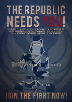 Propoganda Posters for Star Wars The Old Republic