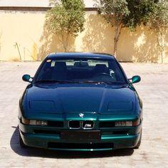 #BMW#E31#8#Series#Coupe#850#CSi#5.6#Mpower#alyehliparts#alyehli#UAE#AbuDhabi#AlFalah#City 1993 BMW E31 8 SERIES COUPE 850CSi 68500Km! ☝❤      (at Al Falah City)