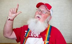 Jolly advice from a few of the 800 St. Nicks who attended the Discover Santa convention this month in Missouri.